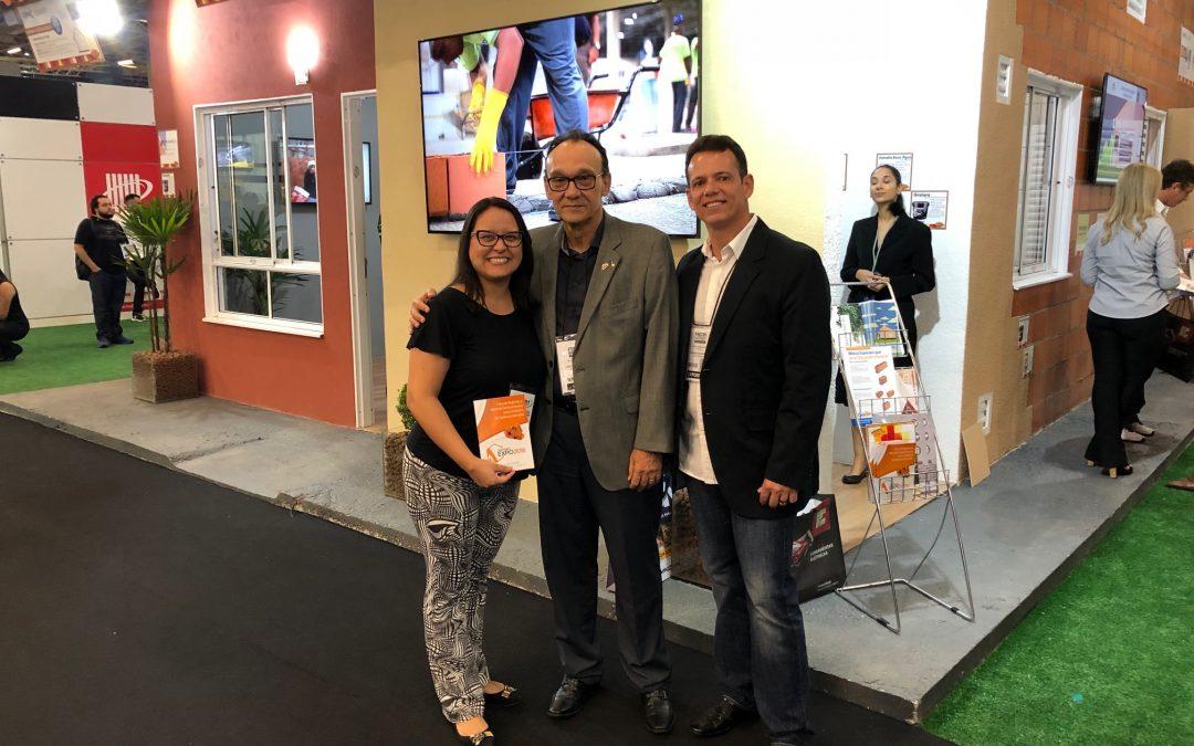 Anfamec Expo nas feiras Feicon e Ceramitec 2018