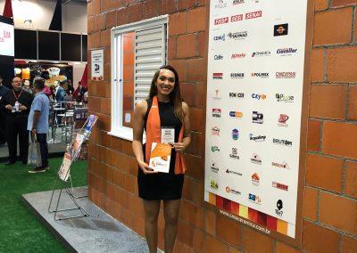Recepcionista ANFAMEC EXPO 2018