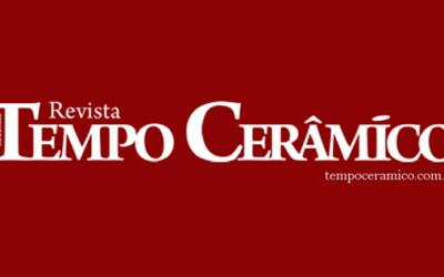 A revista Tempo Cerâmico fará a cobertura oficial da  Anfamec Expo 2018