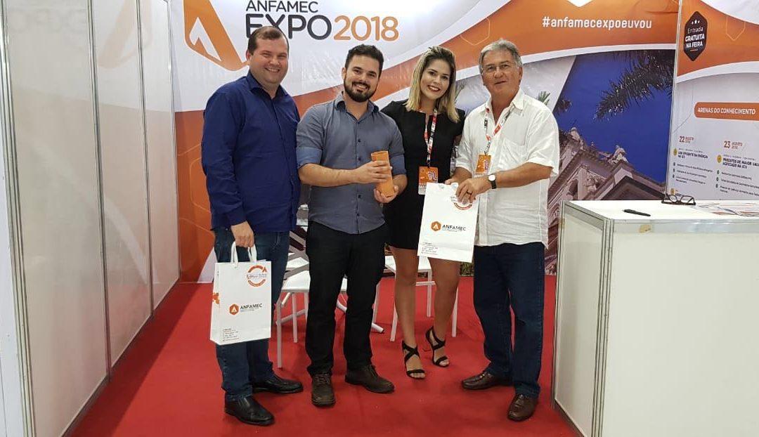 ANFAMEC EXPO 2018 a todo vapor!