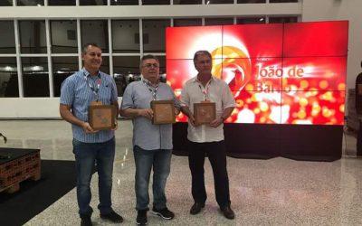 Prêmio João de Barro de 2018