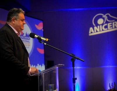Presidente da Anfamec participa do 45º Encontro Nacional da Industria Cerâmica