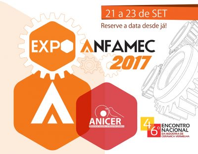 EXPO ANFAMEC 2017 – 21 a 23 de SET
