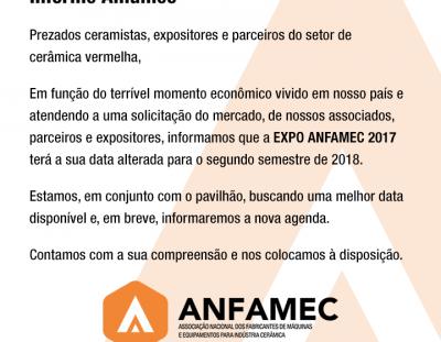 Informe Anfamec