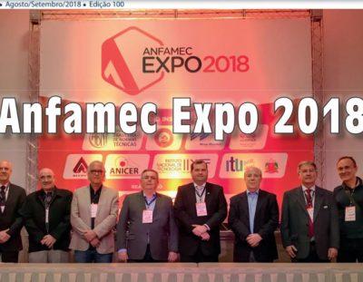 ANFAMEC EXPO 2018: SUCESSO TOTAL